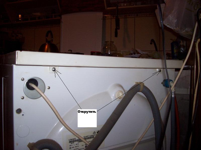 Стиральная машина SILTAL SLS-60 плохо полощет и замачивает белье.
